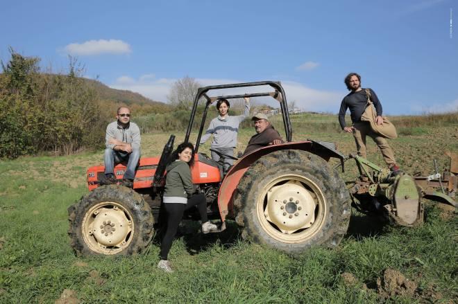 Dario, Claudia, Marianna e Antonio.
