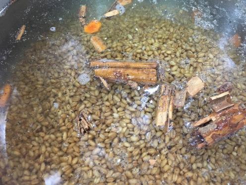 Il grano tenero antico Risciola in cottura